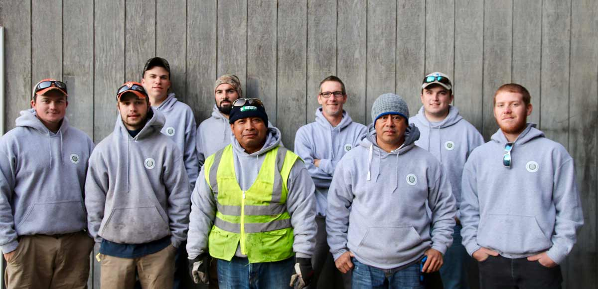 Cypress Tree Care - Group Employee Picture