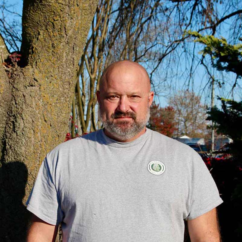 Jay Ashby - Director of Operations - Certified Municipal Arborist